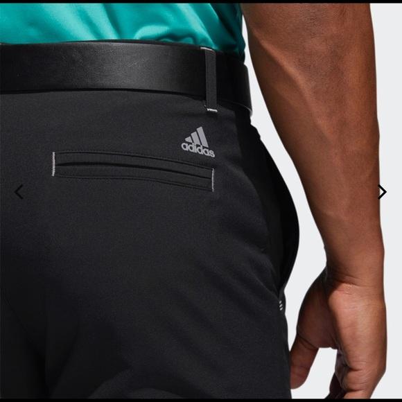 Men's Adidas Pinstripe Golf Pants